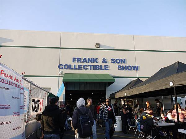 Frank and Son Collectible Show