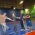 Badminton time