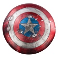 Captain America distressed stunt shield 17,000.00USD