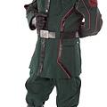 Johann Schmidt hero Cube setup costume 17,000.00USD