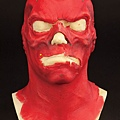 Hugo Weaving screen-worn Red Skull prosthetic makeup appliance 3,500.00USD