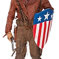 Captain America hero suit from POW rescue 22,500.00USD