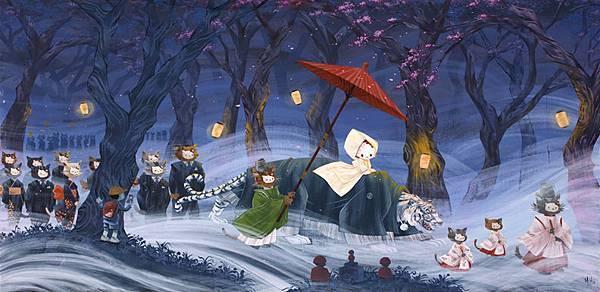 Martin Hsu_Once Upon A Kitty Wedding 01