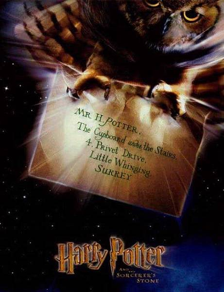 HarryPooterPoster