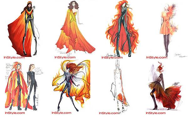 The-Hunger-Games_Katniss'-Fire-Gown