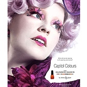 The Hunger Games inspires China Glaze Colours from the Capitol.