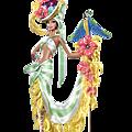Bob Mackie® Brazilian Banana Bonanza™ Barbie® Doll