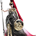 Barbie® as Athena