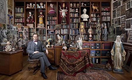 Mark Ryden  photo portrait by Liz Huston