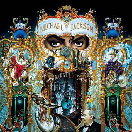 1991 Michael Jackson's -Dangerous(麥可傑克森- 危險之旅專輯)