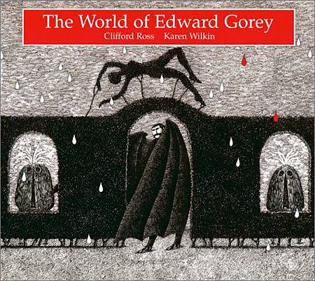 The art of Edward Gorey