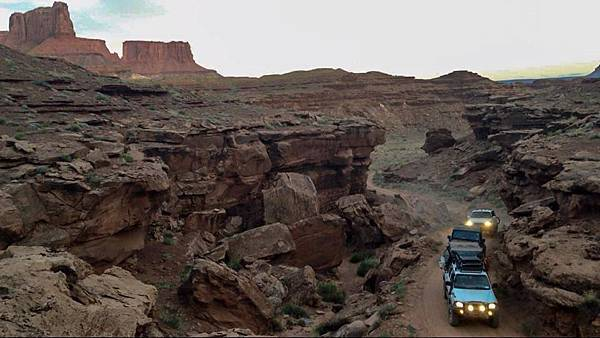 Canyonlands 峽谷地國家公園