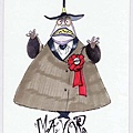 1025_Mayor original concept artwork from The Nightmare Before Christmas $2,000 USD.jpg