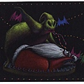 1043_Oogie Boogie and Santa Claus concept artwork from The Nightmare Before Christmas $2,000 USD.jpg