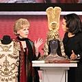 伊莉莎白泰勒Elizabeth Taylor以及理查波頓Richard Burton在【埃及豔后】Cleopatra中的電影戲服