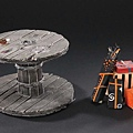 1042_Miniature table and presents from Jack Skellington's sleigh from The Nightmare Before Christmas $1,500 USD.jpg
