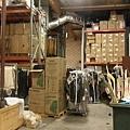 倉庫裡面的東西多到眼花撩亂