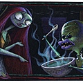 1030_Sally and Dr. Finkelstein concept artwork from The Nightmare Before Christmas $3,000 USD.jpg