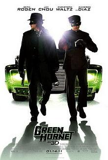 《青蜂俠》The Green Hornet(2011)