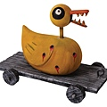 1041 Double-scale duck toy with teeth from The Nightmare Before Christmas $30,000 USD.jpg
