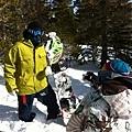 18 days to SIA - Photo shot on snow