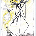 1038_Jack Skellington and Zero concept artwork from The Nightmare Before Christmas $3,000 USD.jpg