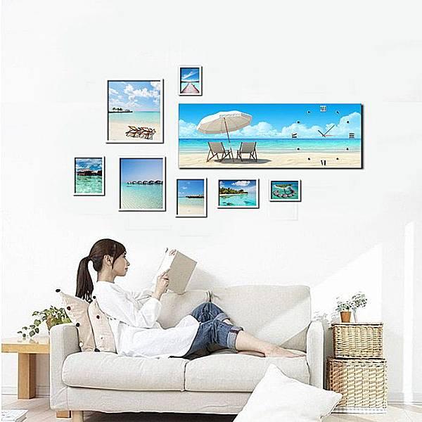 44-無框畫 + 相框牆 微風海灘系列-2300.jpg