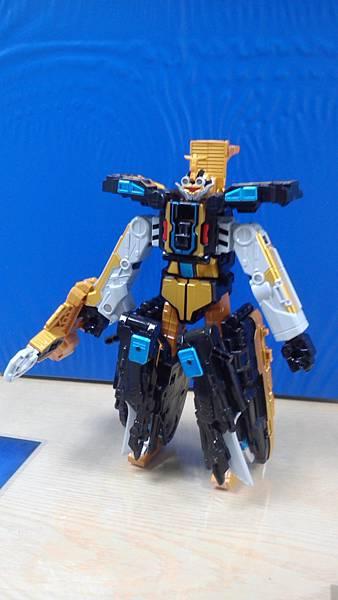 單體機器人