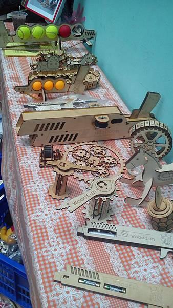 木片玩具1