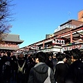 東京不管哪裡人都很多(默)