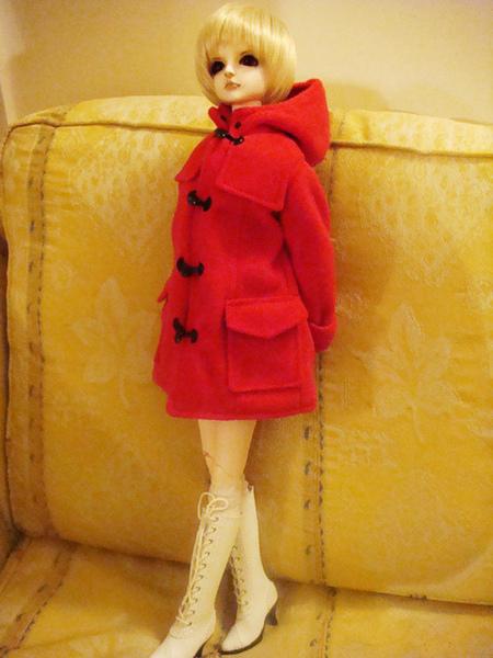 可愛的小紅帽