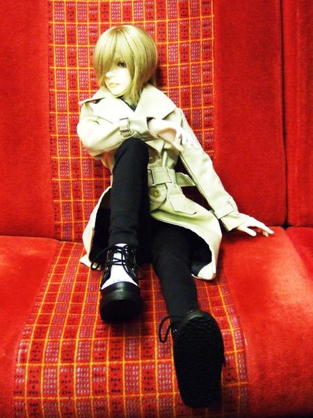 研仔搭火車