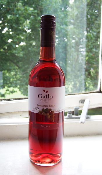 090720 GALLO酒一瓶
