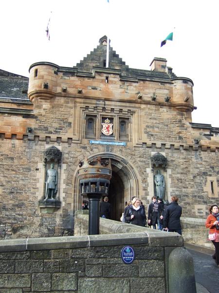 愛丁堡門口