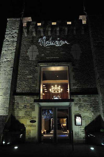 飯店有趣的也是晚上的景色