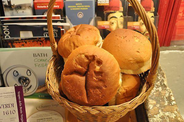 這就是出名的大麵包