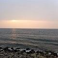 再接下來去黃金海岸看日落
