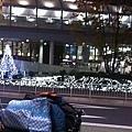 瞬間到了成田機場!XD