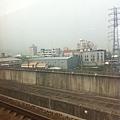 南下的高鐵