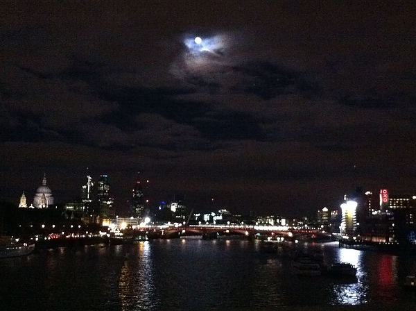 閃亮亮的泰晤士河