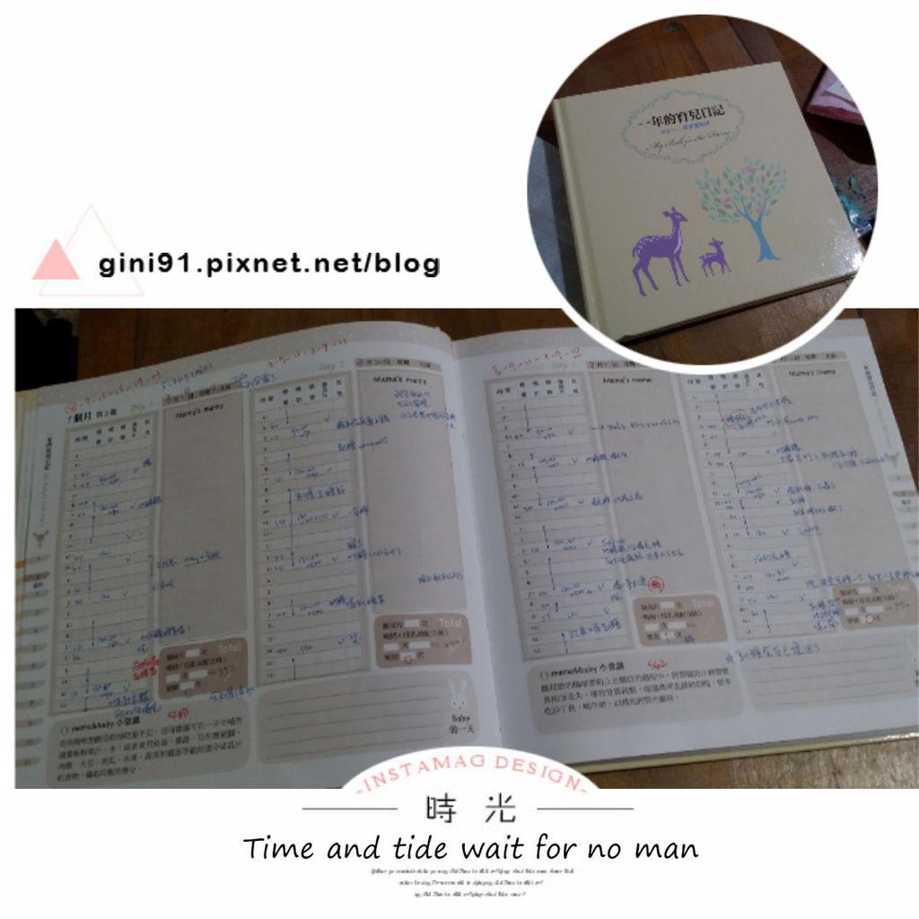一年的育兒日記