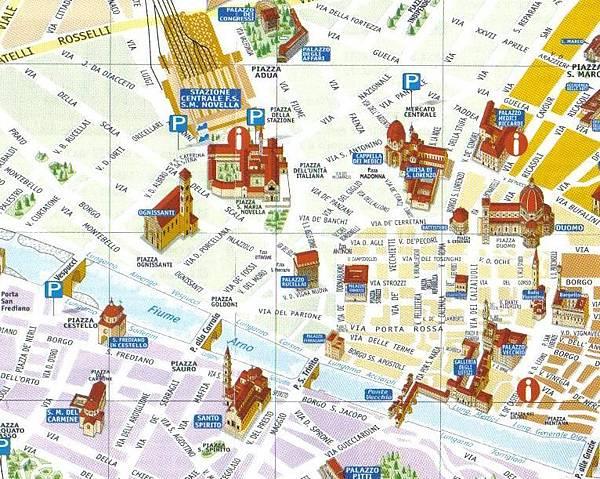 01-Firenze Map