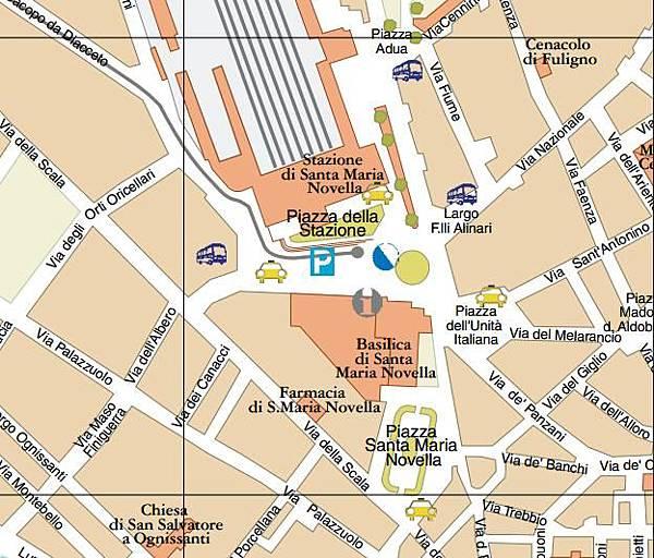 01-Firenze Map_