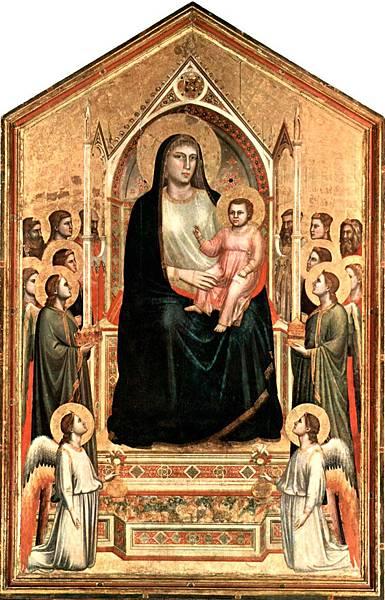 07-寶座聖母像