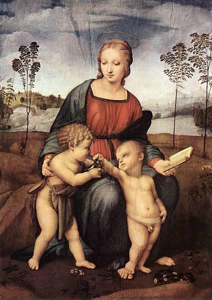 15-金絲雀聖母