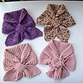 春之漾領巾+卡哇伊芒果形領巾-2