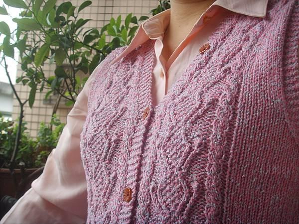 Cherry vest