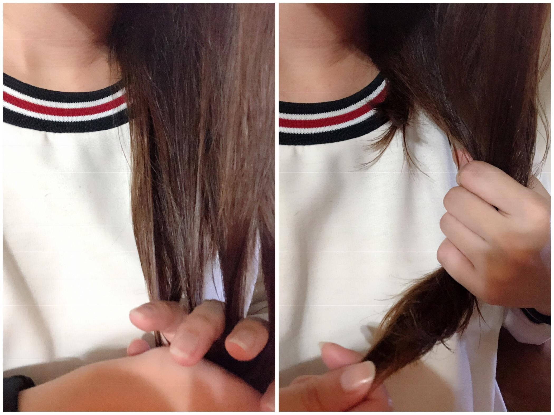 日本 潘婷 奇蹟煥髮雙鑽精華 免沖洗 使用