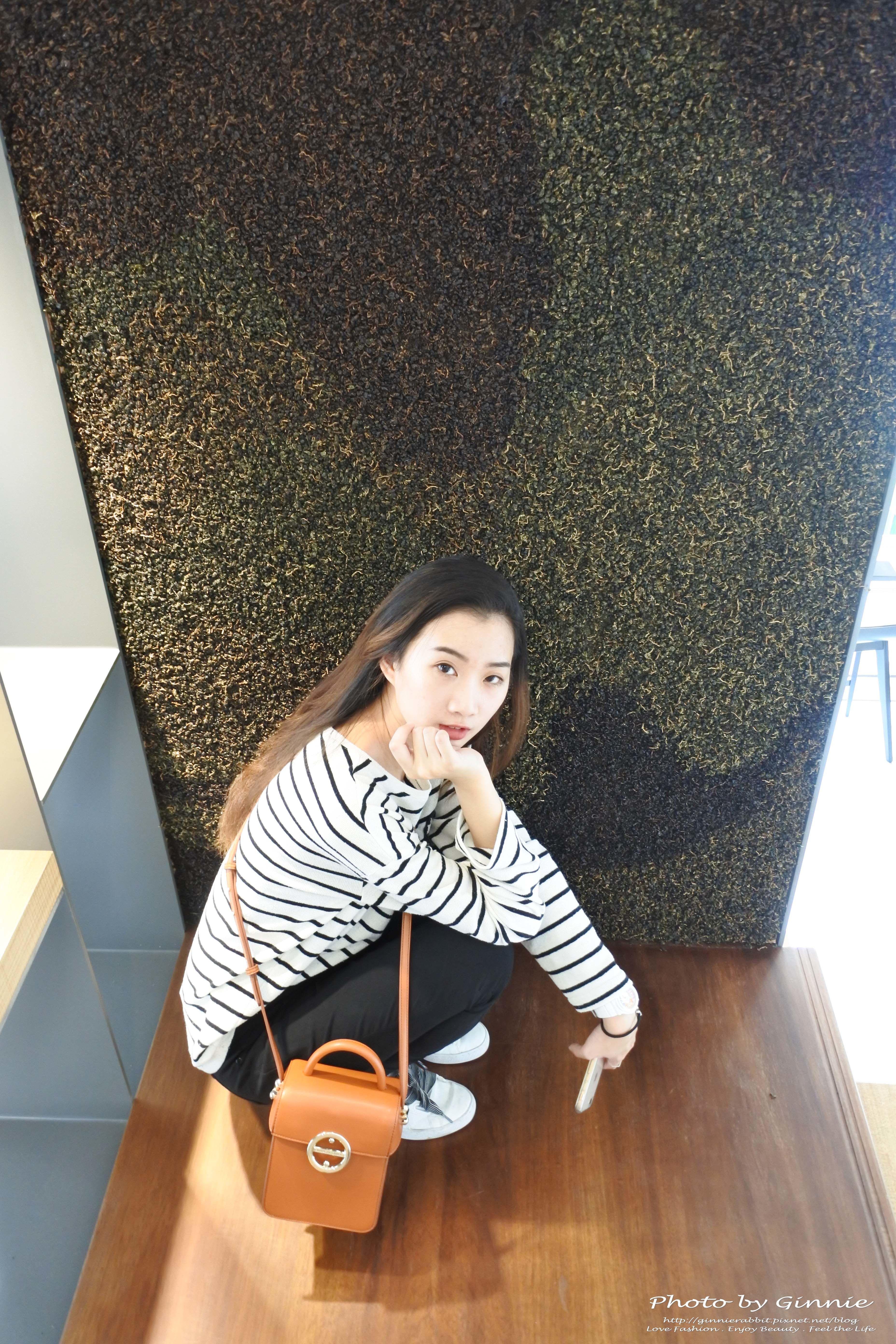 吃茶三千 台中 大英概念店 茶牆
