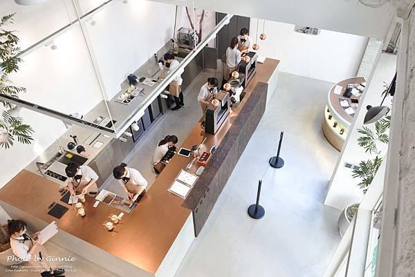 吃茶三千 台中 大英概念店 1樓